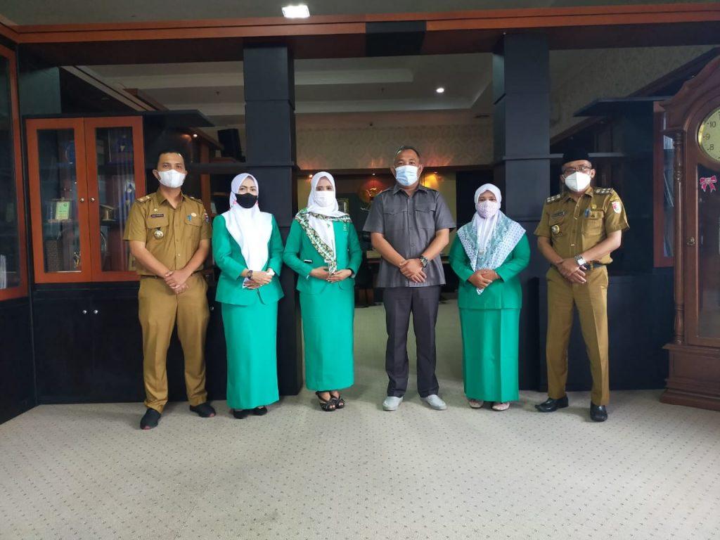 Bupati dan Ketua DPRD Tulang Bawang Barat Dukung Penuh Rakerwil Fatayat Lampung