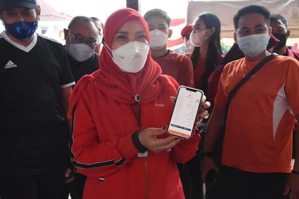 Walikota Bandar Lampung, Inginkan Sinergitas Untuk Majukan UMKM di Kota Bandar Lampung