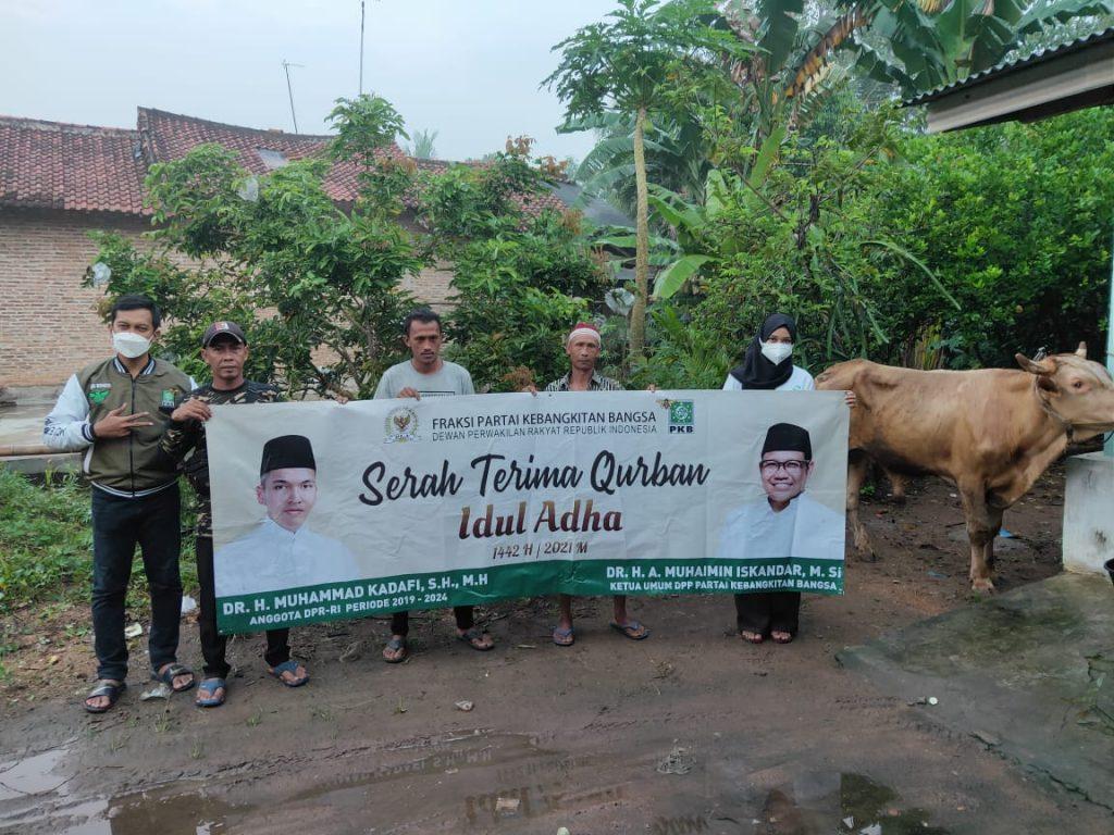 KBNU Talang Jawa Merbau Mataram Lampung Selatan ; Terima Kasih Gus Muhaimin