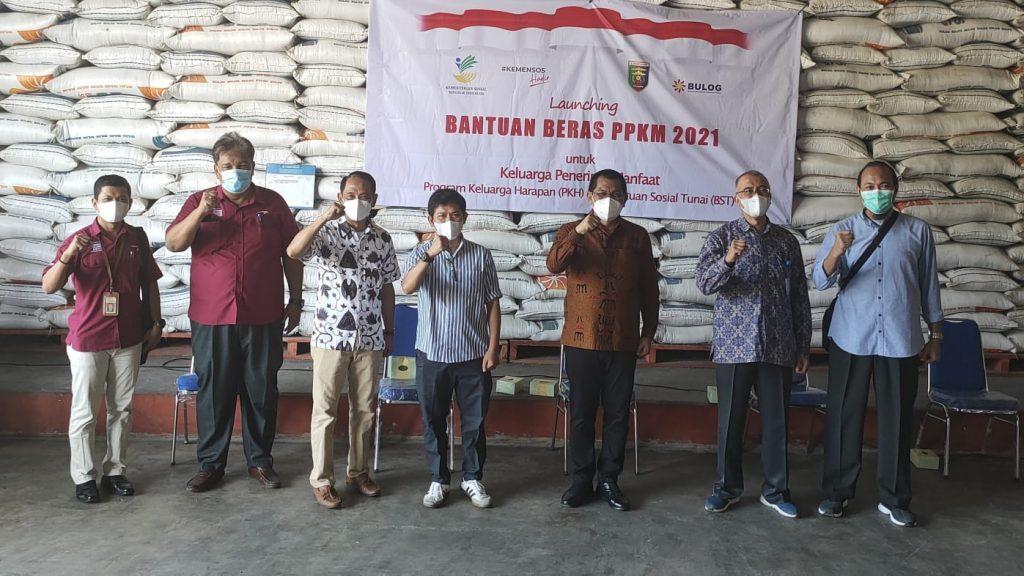 Kementerian Sosial Turunkan SP2D Untuk 309.512 KPM Bansos Tahap 3 Program Keluarga Harapan Provinsi Lampung