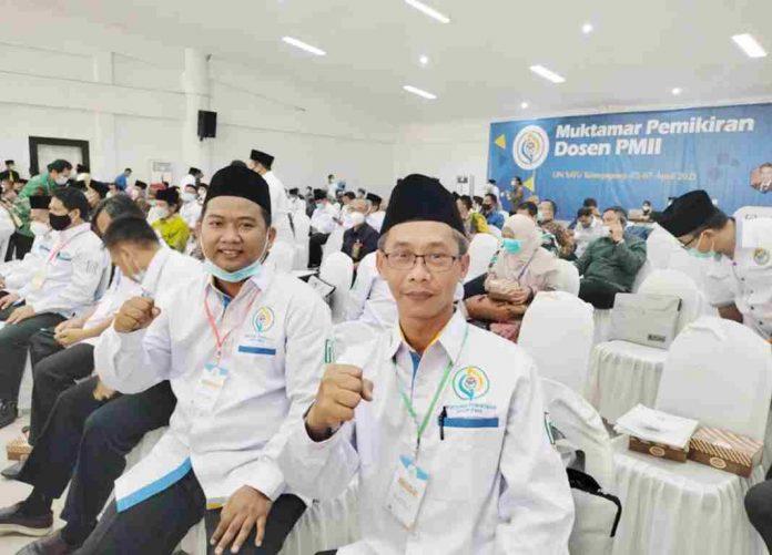 Dua Dosen STIT Pringsewu Dilantik Jadi Pengurus Pusat ADP PB IKA PMII 2021-2026